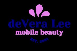 deVera Lee mobile beauty logo